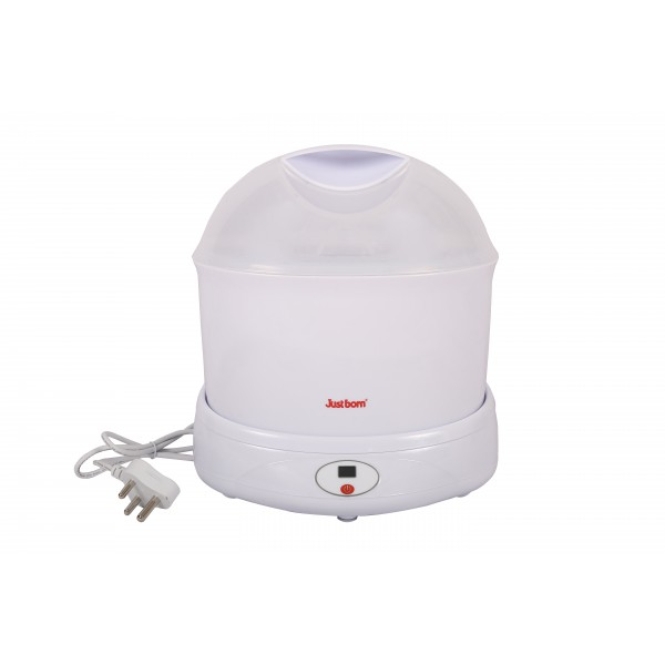 Just Born® 6 Baby Feeding Bottle Electric Steam Sterilizer - Fully Automatic