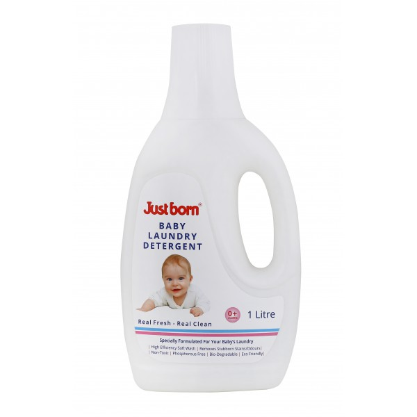 Just Born® Baby Liquid Laundry Detergent - 1 Litre